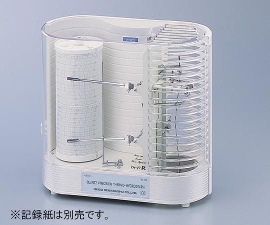 精密自記温湿度計 TH-27R いすゞ製作所