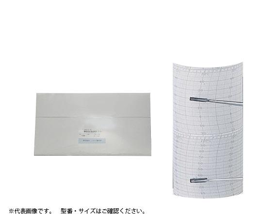 温湿度計用記録用紙 C-20012-7(55枚)