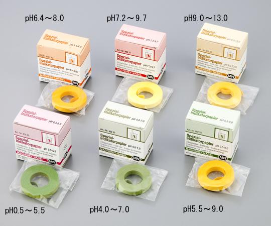 S・pH試験紙 0.5-5.5 (詰替用)(3巻) アイシス