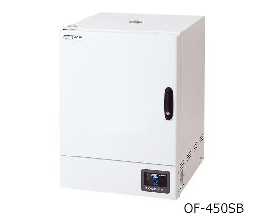 定温乾燥器(強制対流方式) スチールタイプ・窓無し 左扉 OF-450SB