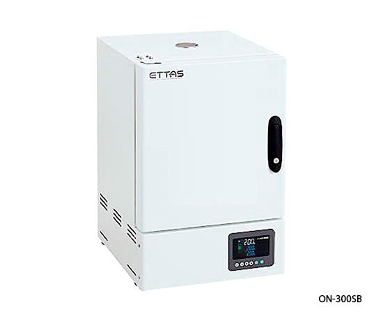 ETTAS 定温乾燥器(自然対流方式) スチールタイプ・窓無し 左扉 校正証明書付 ON-300SB