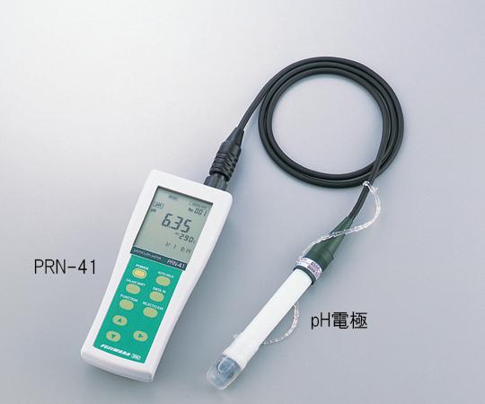 土壌pH計 PRN-41+pH電極セット