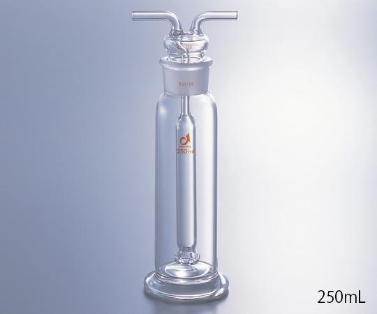 ガス洗浄瓶 34/28 125mL クライミング(CLIMBING)【Airis1.co.jp】