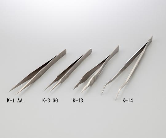 ピンセット チタン K-1 AA【Airis1.co.jp】