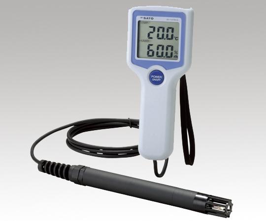 SK-110TRH2TYPE1 温湿度計 校正証明書付 SK-110TRH2TYPE1 佐藤計量器製作所(SK SATO)