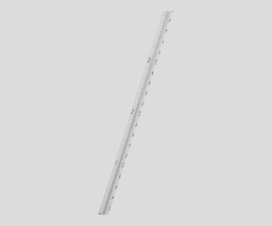 精密棒状水銀温度計 JC-2037