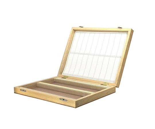 プレパラートボックス W-100