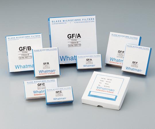 ガラス繊維円形濾紙 GF/D 4.7cm(100枚) ワットマン(Whatman)(Cytiva)