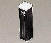 ヘルマ石英セル セミマイクロブラックセル