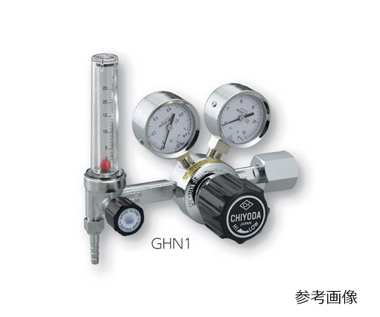 精密圧力調整器 SRS-HS-GHN1-O2 千代田精機