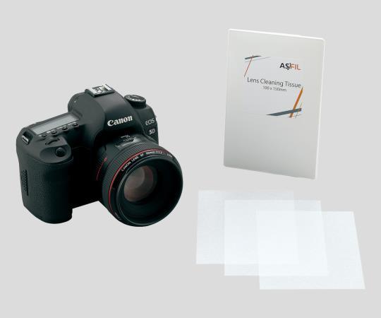 2-876-01 レンズクリーナー 3#(100枚) アズワン(AS ONE)