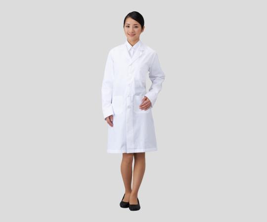 2-891-01 白衣 シングル ジャケット 女性用 S アズワン(AS ONE)