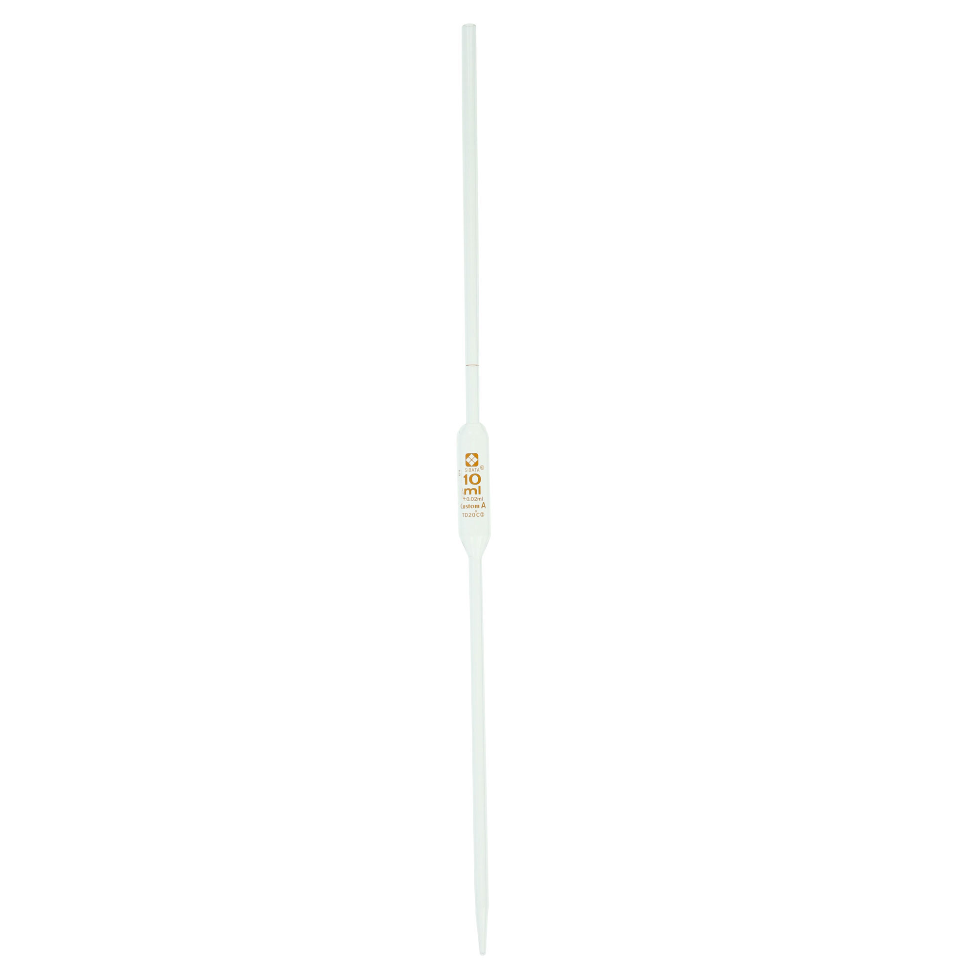ホールピペット カスタムA 4mL(10本)