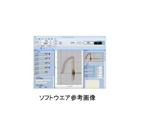 デジタルフォースゲージ用ソフトウェア Force Recorder-Light