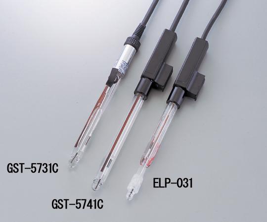 GST-5731C 卓上型pHメーター用 センサ(Rシリーズ)一般用 GST-5731C 東亜ディーケーケー(TOA DKK)