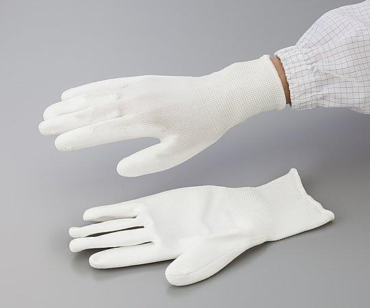 2-2131-02 アズピュア PUクール手袋(オーバーロックタイプ) 手の平 L(10双) アズワン(AS ONE)