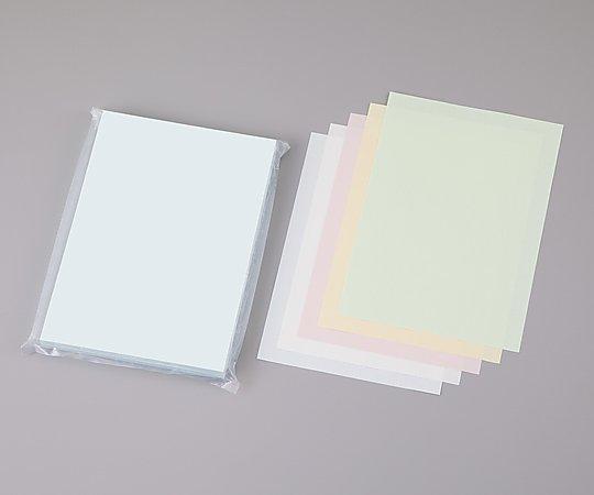 2-2149-51 アズピュア クリーンペーパーエコノミー ブルー A4(250枚×10袋) アズワン(AS ONE)