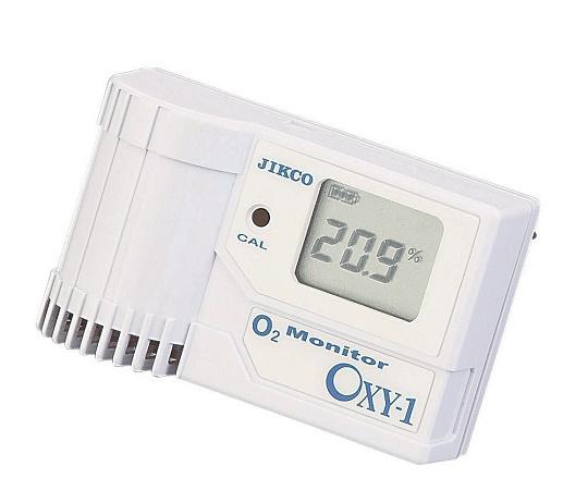 酸素モニタ(残留酸素濃度計) OXY-1(センサー一体型)