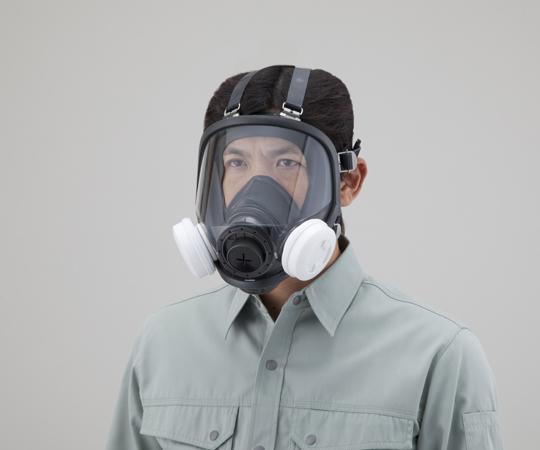 ナノマテリアル用防じんマスク
