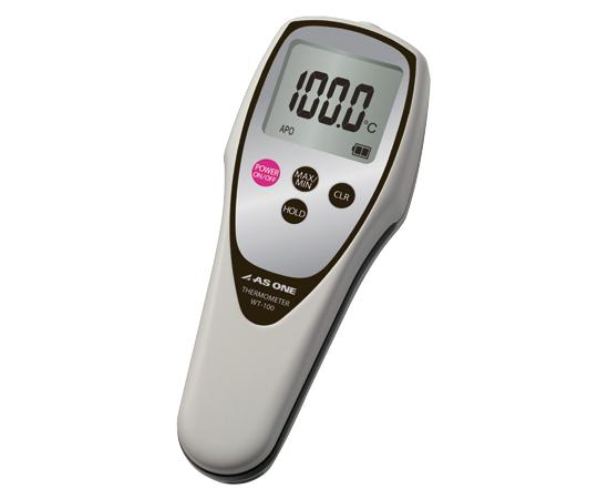 防水デジタル温度計 WT-100