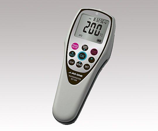 防水デジタル温度計 WT-200