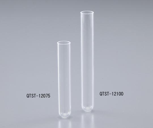 2-3974-05 石英試験管 QTST-13100 アズワン(AS ONE)