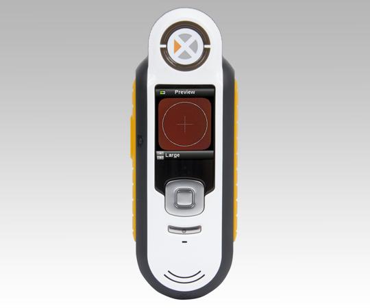 2-4197-11 分光色彩計(屋内用) RM200QC