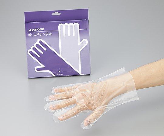 ポリエチレン手袋(ヘビー・外エンボス) M(100枚)