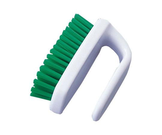 サニフィットハンドブラシ(爪ブラシ) 緑
