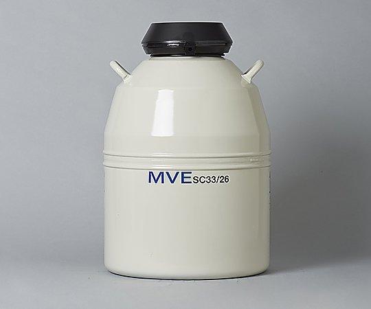 液体窒素保存容器 SC33/26