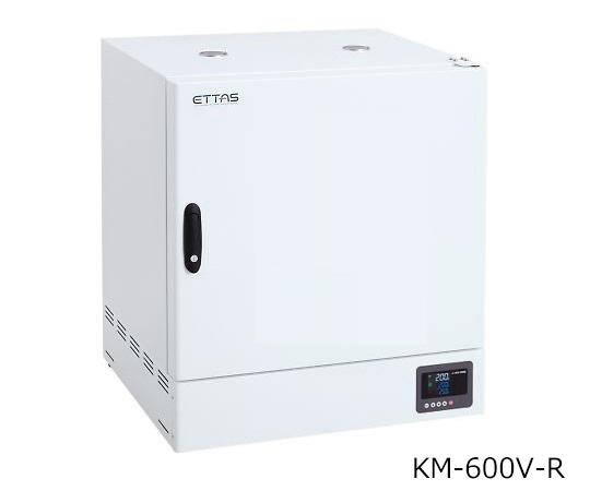 乾熱滅菌器 右扉(左ハンドル右開き) 校正証明書付 KM-600V-R