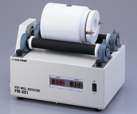 2-7816-01 卓上型ポットミル架台 PM-001 アズワン(AS ONE)
