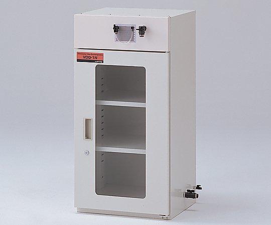ガス置換デシケータ(マノメーター付き)