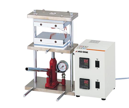 小型熱プレス機 0~1t H300-01
