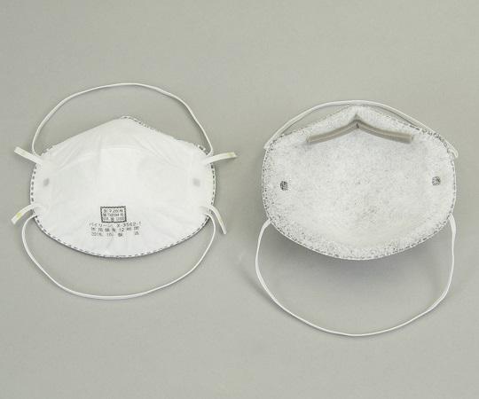 使い捨て式防じんマスク X-3562(活性炭入)(10枚) バイリーンクリエイト