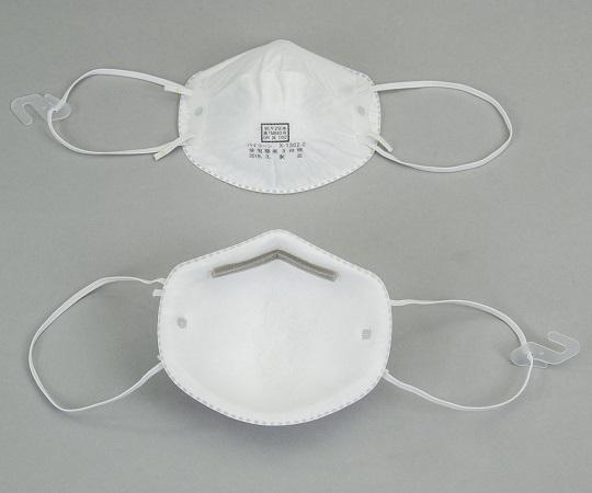 防じんマスク(特殊帯電フィルタ) (フックタイプ) X-1302H(20枚) 日本バイリーン