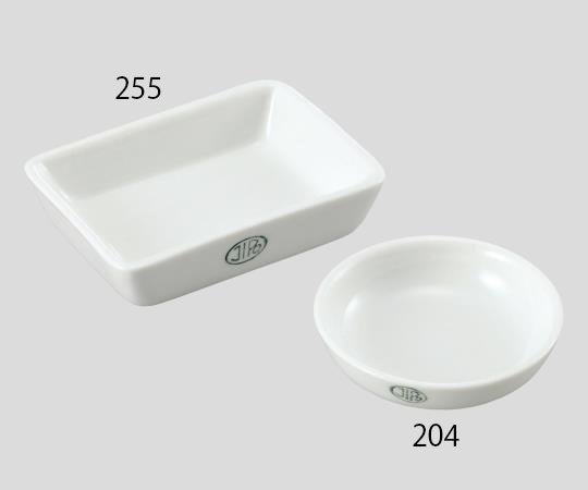 2-8996-04 灰分測定用灰皿 255/3 アズワン(AS ONE)