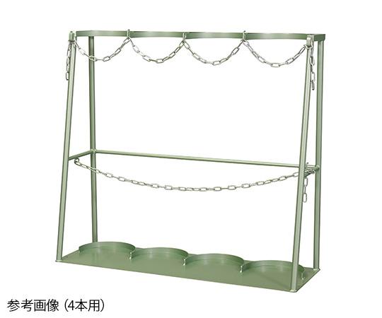 ボンベスタンド 7000L用×5本 KBS70-5