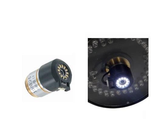 デジタルマイクロスコープ(長距離撮影対応) 対物レンズ(10倍・リング照明付き) 10X-LENS