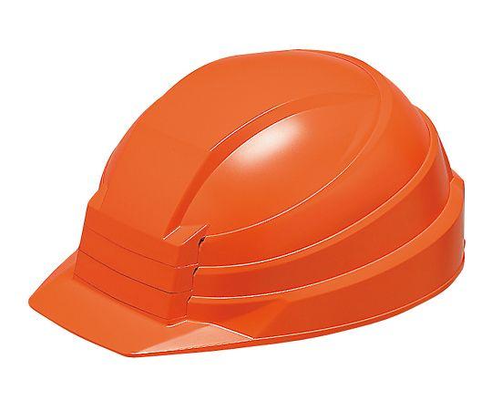 折りたたみ式ヘルメット IZANO オレンジ AA13-O