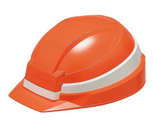 折りたたみ式ヘルメット IZANO オレンジ/ホワイト AA13-O/W