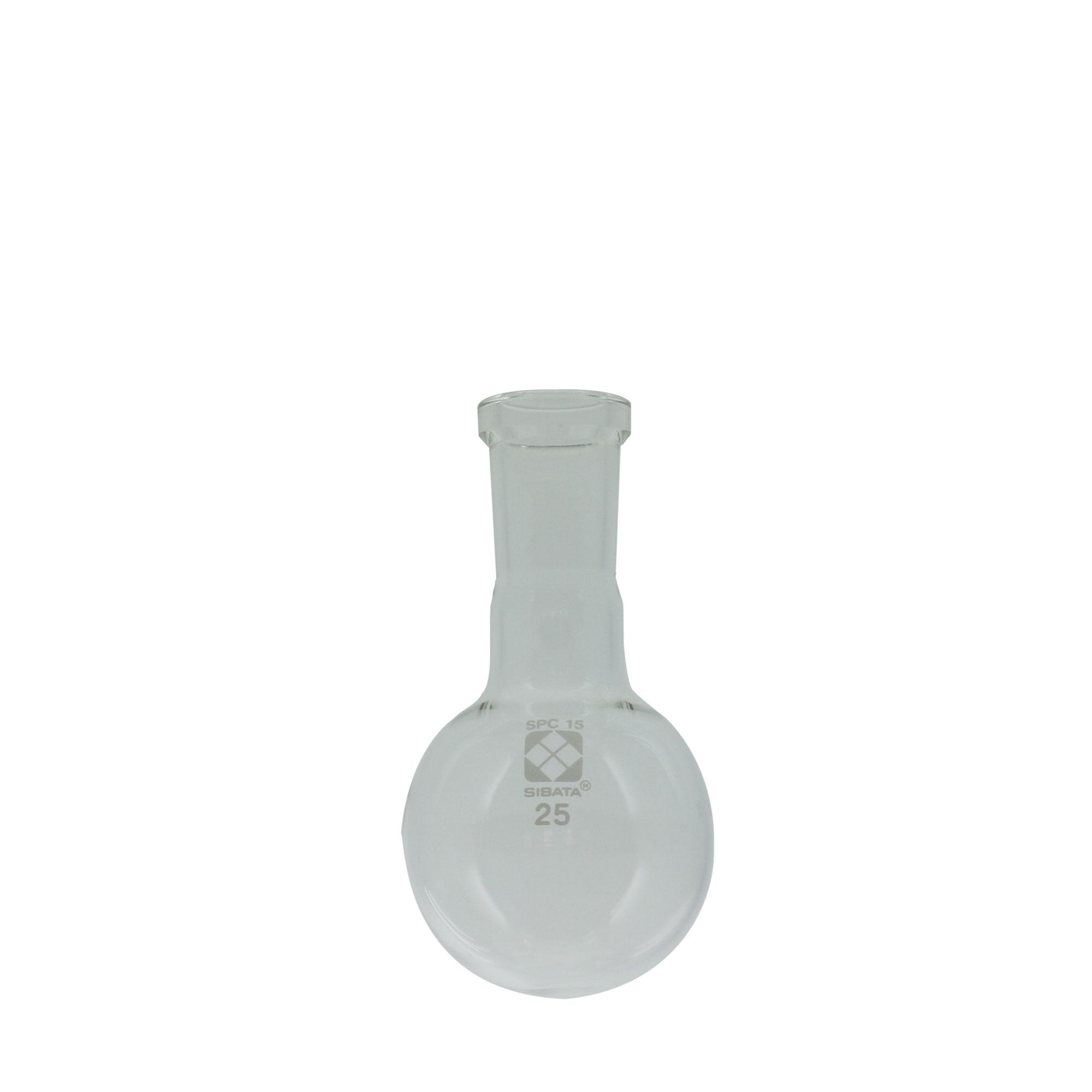 SPC丸底フラスコ 25mL SPC-15