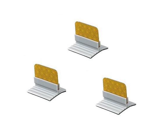 反射板 フレックスデリ(R)ECO イエロー FDE40-Y/Y-TG(5個)