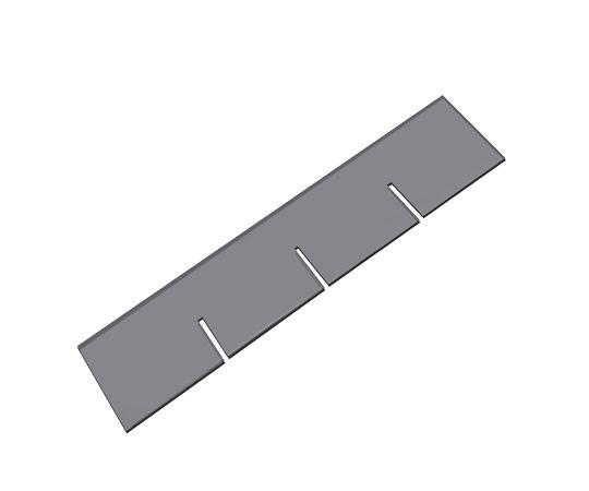 薬品コンテナー BC-2Y用タテ 仕切板