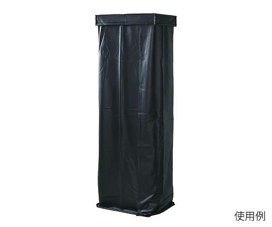 3-472-05 イーブンシェルフ用カバー ブラック AHM1220S4・1900 アズワン(AS ONE)