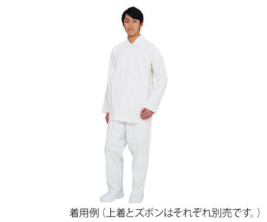 3-624-02 防水作業服(タフブラード) ゴムズボン M ASP アズワン(AS ONE)