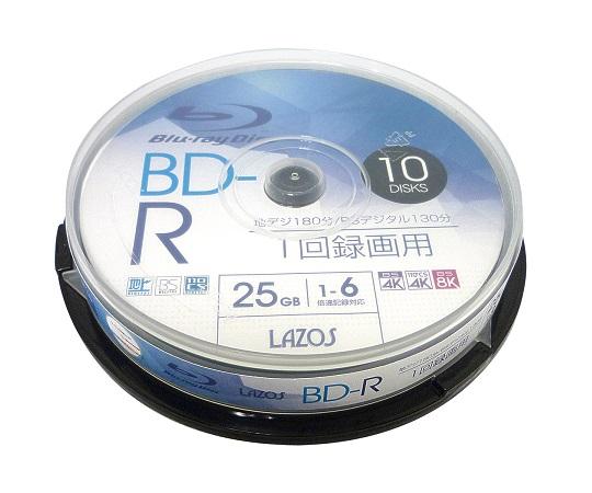 BD-R スピンドル LR-10P(10枚)