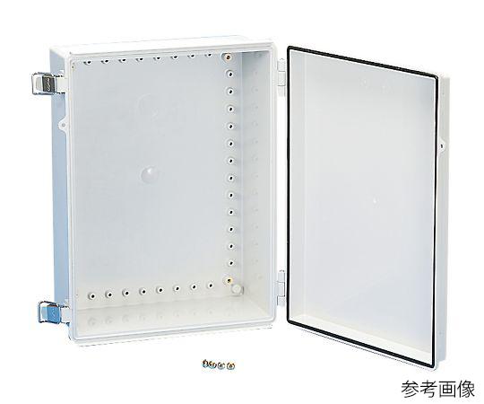 防水・防塵開閉式プラボックス(BCAP型) BCAP406018G タカチ電機工業