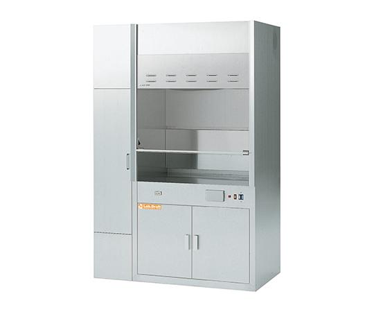3-1371-11 ラボドラフト(SUS製・W900・乾式スクラバー付きタイプ) ZSF-900UC アズワン(AS ONE)