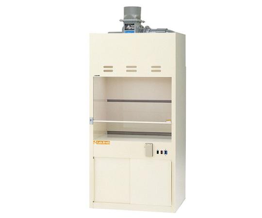3-1373-13 ラボドラフト(PVC・W900タイプ) ファンあり ZPF-900 アズワン(AS ONE)